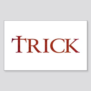Celtic Trick Rectangle Sticker